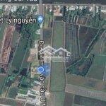 đất có sổ đỏ (30x24) huyện u minh, cà mau