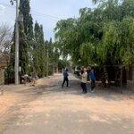 Bán lô đất mặt tiền đường nhựa 9m,cạnh trường học và gần cao tốc mộc bài-hcm.