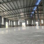 Cho thuê xưởng 3000m2 và 10000m2 mới dựng gần đông sơn thuỷ nguyên