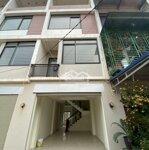 Nhà 4 tầng mới phường hoàng văn thụ