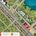 đất chính chủ, 175m2, dự án gialai city gate