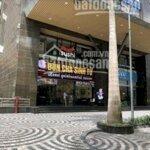 Cần bán căn thương mại tầng 1 tại tổ hợp cao tầng n04 mặt đường hoàng đạo thúy