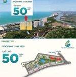 Chung cư hồ tràm complex căn hộ biển hồ tràm 56m²