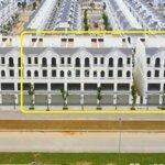 Cho thuê biệt thự ngọc trai đã hoàn thiện nội thất cơ bản, đã nhận bàn giao, thuê cả nhà 50 triệu/tháng