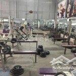 Chính chủ cần thanh lý phòng tập gym