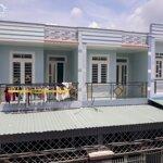 Bán căn nhà 1 lầu 1 trệt giá 750tr gần cây xăng duy phương ấp 8 xã an phước huyện long thành