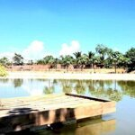 Khu trang trại nghỉ dưỡng ven sông 1ha