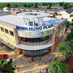 Cho thuê trung tâm thương mại, siêu thị 2000m2 tại khu đô thị mạnh hùng hà nam
