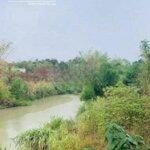 Bán 3442m2 đất cây hàng năm sát sông đường ô tô