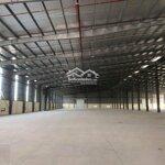 Kho xưởng tiêu chuẩn cho thuê tại quán toan - hồng bàng - hải phòng (mặt đường quốc lộ 5)0936567113