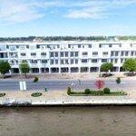 Nhà phố khu đô thị cát tường western pearl 90m²