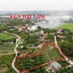 Chính chủ cần bán đất gấp 2000m2 đất vườn tại kcn đại lâm - lạng giang - bắc giang