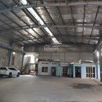 Cho thuê kho xưởng 700m2 có thể làm showroom mặt đường trần nhân tông, kiến an