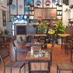 Sang quán cafe đường trưng nữ vương rộng đẹp