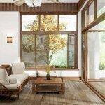 ️️cho thuê nhà 2 tầng mới hoàng hoa thám 85m2️