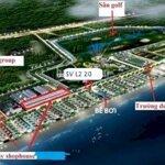 Chính chủ cần bán gấp shopvilla biển 600m2, vị trí đẹp, dự án hot, rẻ hơn 500 triệu. liên hệ: 0946461973