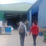 Cho thuê kho xưởng đường container gần quốc lộ 1a