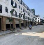 Chính chủ cần bán căn nhà liền kề dãy 03 dự án hoàng huy mall, gần đại siêu thị aeon mall