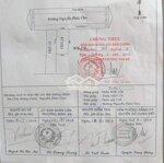 Bán Nhà Phố Đi Bộ Nguyễn Phúc Chu Hội An