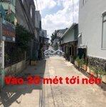 Bán Nền Thổ Cư Hẻm Liên Tổ 1-2 Nguyễn Văn Cừ 65M2