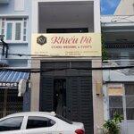 Bán nhà 2 tầng mặt tiền số 98 Trương Định, phường Tân Lập, tp. Nha Trang