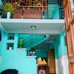Nhà 1 Triệuệt 1 Lầu 105M2,Đ. Nguyễn Văn Quá,P.đht,Q12