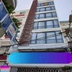 Cho thuê tòa căn hộ mới xây 7 tầng, 17 phòng full nội thất ở khu phố tây giá rẻ