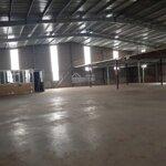 Cho thuê kho xưởng chính chủ diện tích 4000 và 10.000m2 tại hưng yên