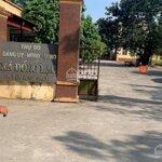 Bán đất mặt đường chính kinh doanh đồng lạc - nam sách - hd