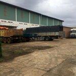 Cho thuê kho xưởng diện tích lớn tại bmt