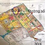 đất mặt tiền đường 30m trung tâm rạch giá chỉ từ 590 triệu/nền ưu đãi ck 5% nhận ngay 1 chỉ vàng sjc