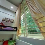 Cho thuê căn hộ riêng biệt 40m2 q1