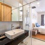 Cho thuê căn hộ mini full nội thất quận 1