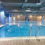 Tất tận tật về bể bơi, fitness tại sunshine riverside tây hồ