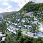 Biệt thự onsen villas & resort hòa bình giá 2,7 tỷ/căn full nội thất