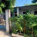 Bán đất 100m2 tặng nhà cấp 4 đang cho cho thuê