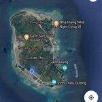 đất chính chủ cần bán gần sân bay đảo phú quý giá 400.000/m2