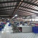 Cho thuê kho xưởng 1800m2 đường phan huy ích, p14, gò vấp. 3,5$/m2/tháng.