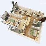 Để Lại Căn Hộ 2 Ngủ Tầng 18 Tòa B Còn Mới, Chưa Vào Ở Tại Green Pearl 378 Minh Khai Liên Hệ: 0986707054