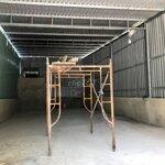 Cho thuê kho xưởng 120m2 lâm thị hố