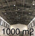 Cho thuê kho đường lê duẩn bmt 1.000m²