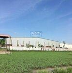 Bán đất 5ha và 21ha trong khu công nghiệp tại hải dương(sản xuất ngành khó)