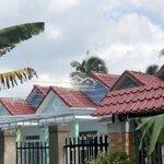 Nhà mái thái xây dựng mới giá rẻ diện tích lớn