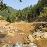 Cần bán đất làm du lịch sinh thái có suối to chảy giữa đất