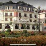 Chính chủ bán khách sạn tuyệt đẹp trung tâm thị trấn sa pa - lào cai