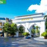 Khu đô thị việt hàn - gần samsung thái nguyên - cơ hội đầu tư vàng cho nhà đầu tư. liên hệ: 0934 688 626