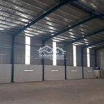 Cho thuê xưởng từ 1000m2 - 6200m2 ở kcn quang minh