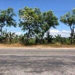 đất mặt tiền đường quang trung 165m2 giá đầu tư