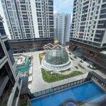 Cho thuê căn hộ 2 phòng ngủkhông đồ 12 triệu/th , full nội thất 14 triệu/th tại hinode city 201 minh khai nhà mới