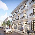 Nhà phố mặt tiền 10m tp bến tre 4.5x15 giá 2.390